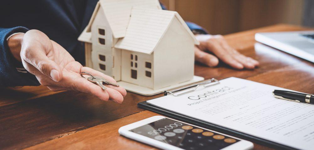 Représentation d'un emprunt hypothécaire