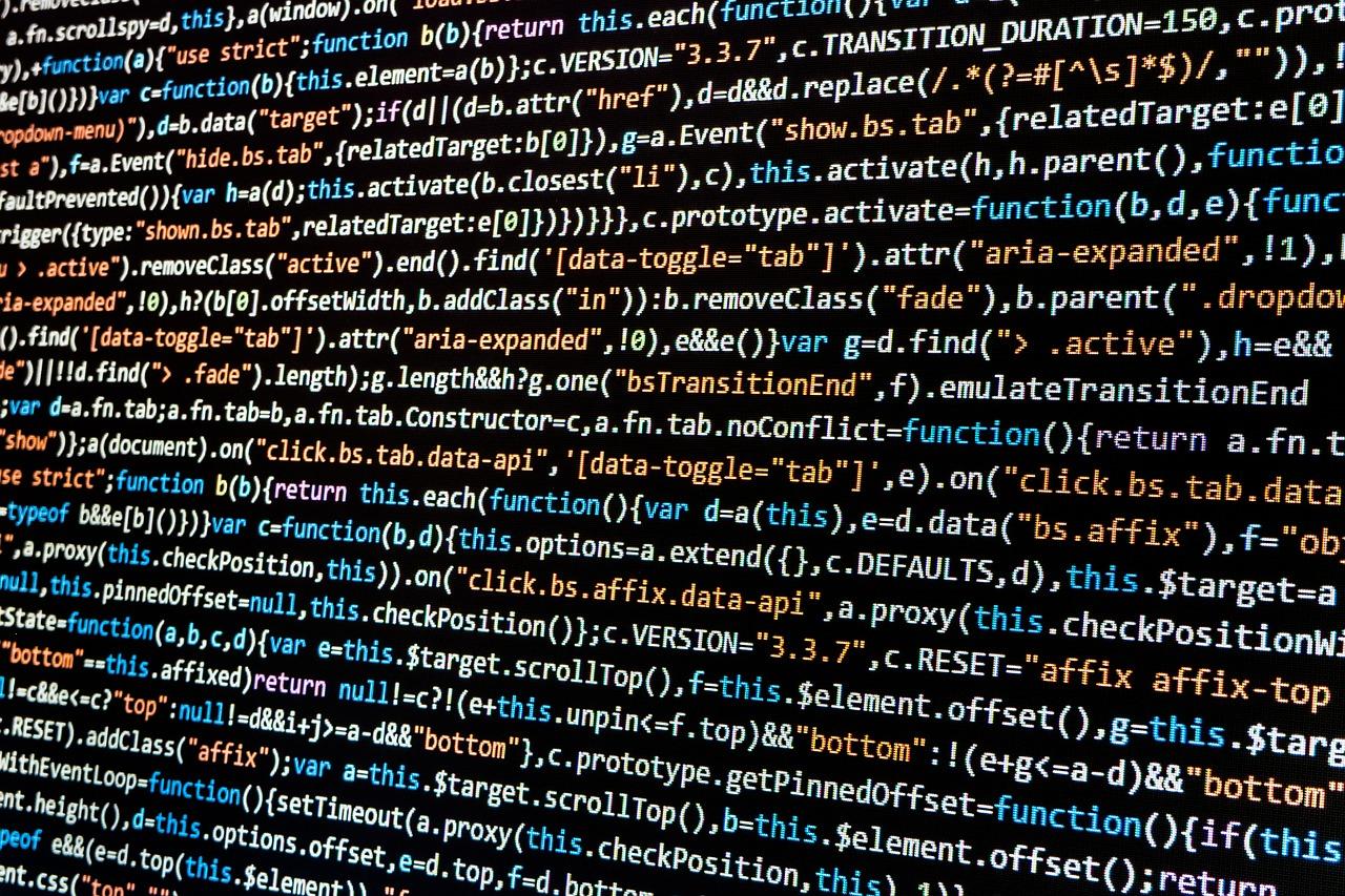 Le code source d'un logiciel libre