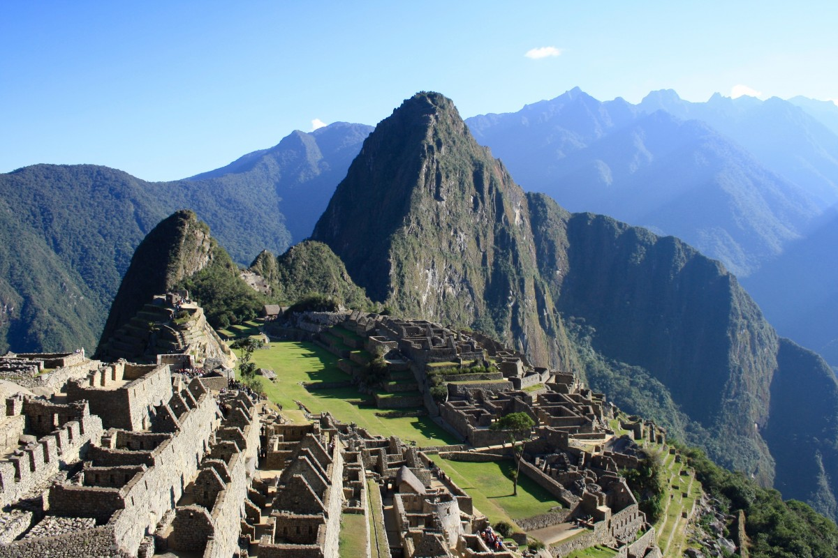 Un paysage du Pérou