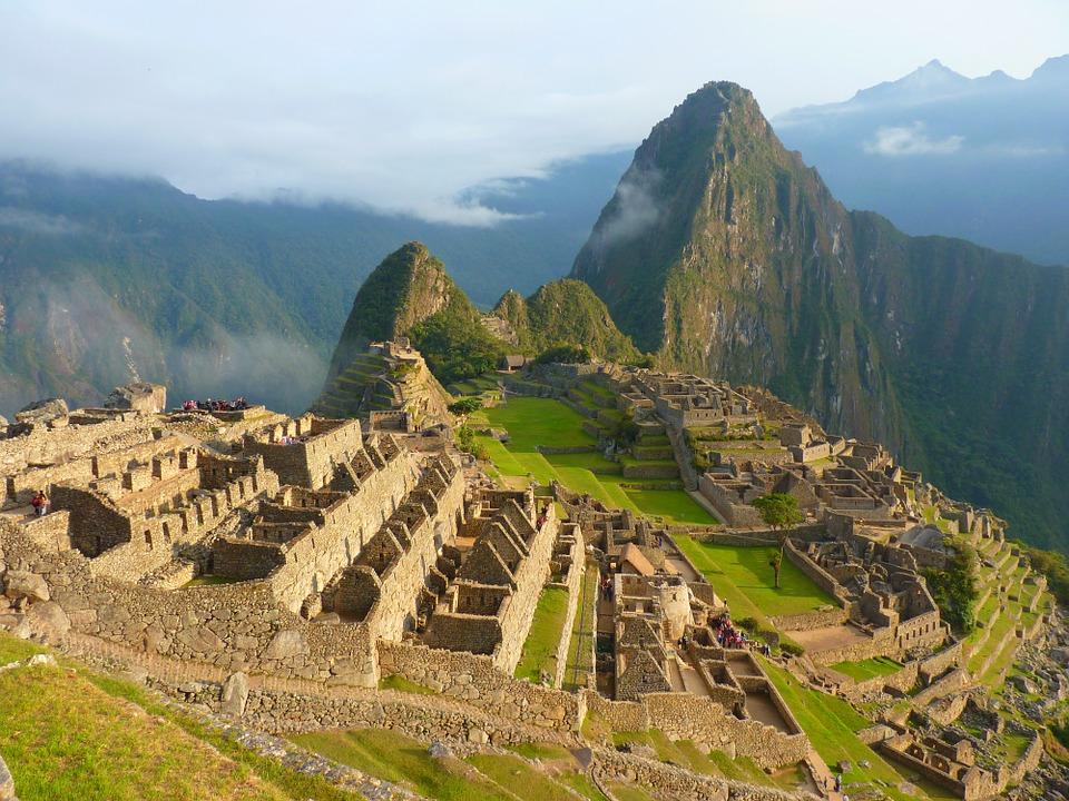 Le patrimoine historique du Pérou