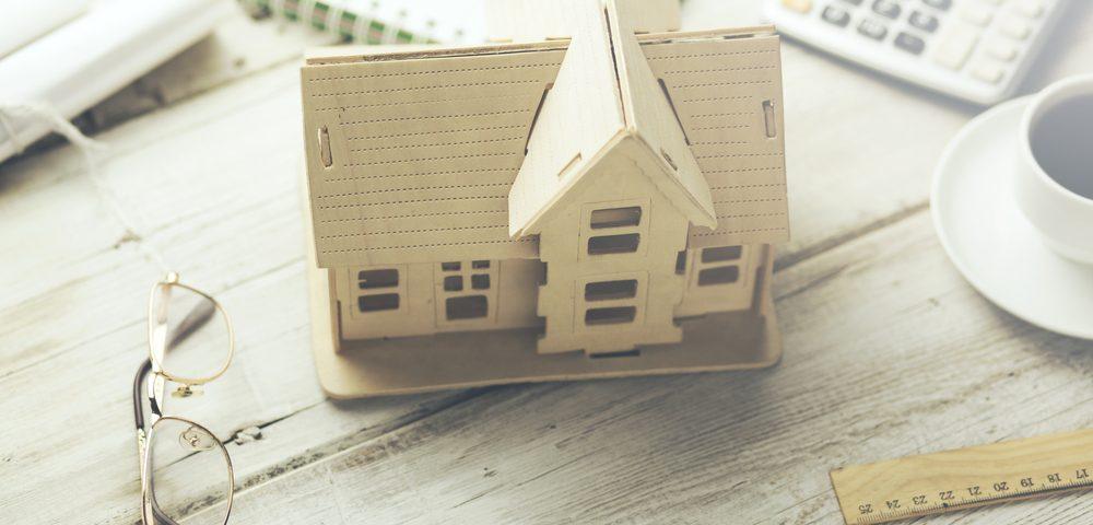 Représentation d'un prêt hypothécaire